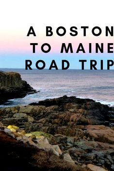Boston to the classic mini-east coast road trip. As far as day trips fro … – Travel in the United States Boston to the classic mini-east coast road trip. As far as day trips fro … – Travel in the United States … Maine Road Trip, Us Road Trip, Road Trip Hacks, Best Road Trips, East Coast Travel, East Coast Road Trip, New England States, New England Travel, Day Trips From Boston