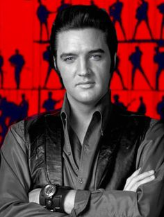 #Elvis #Presley so ridiculously handsome