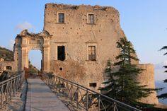 Castello della Valle a Fiumefreddo Bruzio