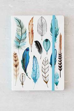 Feather Journal - Urban Outfitters