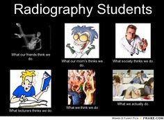 Radiography Students ;)