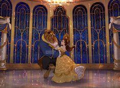 Disney Fan Art, Disney Love, Disney Magic, Disney Stuff, Walt Disney, Beauty And The Beast Movie, Tale As Old As Time, Film Images, Most Beautiful Wallpaper