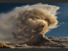 PHOTOS. Des vagues belles comme des œuvres d'art