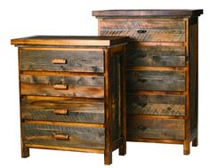 Wyoming collection Chest 4 door Chest