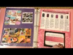 Jamberry Informational Binder video - YouTube