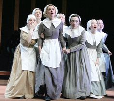 the crucible costumes - Google Search