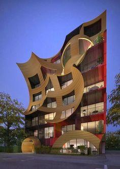 Australia Architecture | Interesting Shots