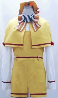 Camplayco Tantei Opera Milky Holmes Naylor Cosplay Costume-made ** For more information, visit image link.