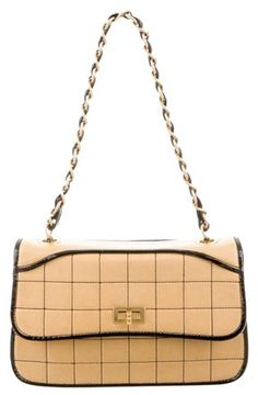 6629b666e6bf Chanel - Quilted Neutral Front Flap Shoulder Bag - Tradesy Luxury Bags,  Vintage Chanel,