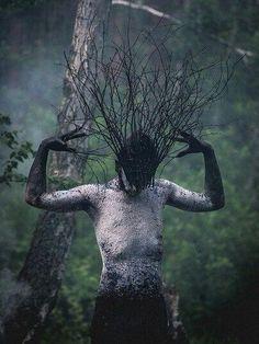 Photography inspiration surrealism illusions 38 Ideas for 2019 Arte Horror, Horror Art, Fantasy Kunst, Fantasy Art, Elves Fantasy, Foto Portrait, Look Dark, Arte Obscura, Poses References