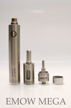 Kangertech EMOW MEGA Starter Kit - 1600 mAh - with airflow control and variable voltage - vv - VAPPORA