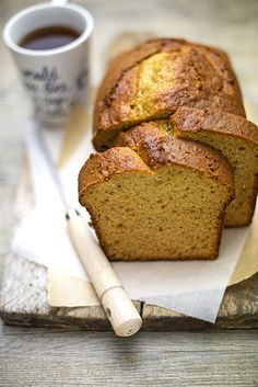 Persimmon cake (recipe in Italian)