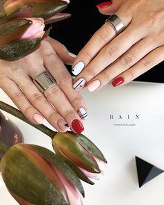 #nails #nail #nailart #art #nailpolish #nailswag #irina_rain #irinarain #irinaraincom #nailartist #маникюр #luxio #luxiogel #akzentz