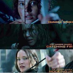 Katniss Everdeen-proper character development