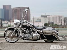 2006 Harley Davidson Lowrider Road King
