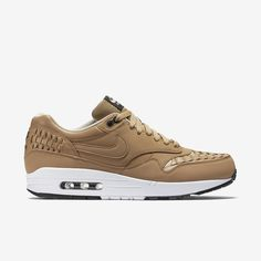 new concept 43387 7311c Nike Air Max 1 Woven Men s Shoe. Nike Store
