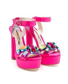 12bc6c00ea8e47 Men s   Women s Designer Fashion. Neon SandalsNeon HeelsShoes ...