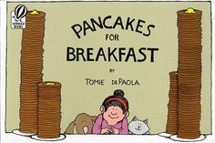 Pancakes for Breakfast- for writer's workshop