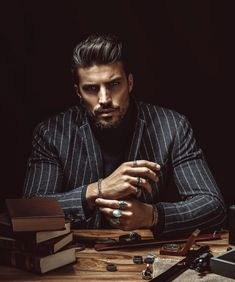 Saving Valentine (Ties That Bind Book Mafia Menage Handsome Italian Men, Handsome Arab Men, Italian Man, Mafia, Italian Male Model, Models Men, Handsome Men Quotes, Strong Woman Tattoos, Beautiful Tattoos For Women