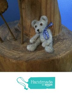 Little Ted from Essence of Tranquility https://www.amazon.co.uk/dp/B01LYXCC6V/ref=hnd_sw_r_pi_dp_Fnq8xbW0NQPXR #handmadeatamazon