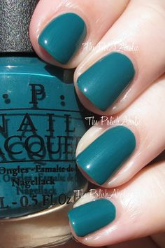 OPI Spring/Summer 2014 Brazil Collection Swatches