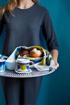 ISSUU - Marimekko paper holiday 2014 by Marimekko Marimekko, Holiday 2014, Home Collections, Make It Simple, Scandinavian, Breakfast, Tableware, Food, Designers