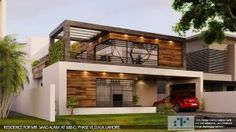 3d rendeing-homes 3d-homes design-modern-contemporary-residence-AFA-ARCHITECTURE-pAKISTAN-dha-phase 6