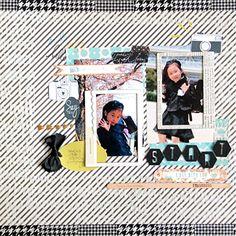 by cocon --scrap bag 2014 -August
