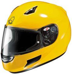 Joe Rocket RKT Prime Helmet - Dark Yellow