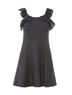 108, 15-05, burda style, Plus, Schnittmuster, Pattern, Kleid, Rüschen Rüschenkleid