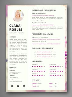 If you like this cv template. Check others on my CV template board :) Thanks for sharing!