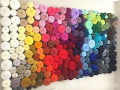 Do you have an overwhelming yarn stash? We take a look at 12 ways to organize your yarn stash so your supplies aren't taking over the house. Yarn Storage, Craft Room Storage, Crochet Storage, Storage Ideas, Circular Knitting Needles, Loom Knitting, Knitting Patterns, Yarn Organization, Organizing