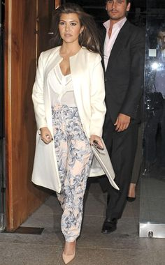 Kourtney Kardashian -- wait she rocks every outfit