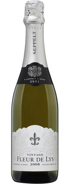 Seppelt Fleur De Lys Vintage Sparkling Pinot Noir Chardonnay. Surprisingly good for the price! Great for mixing into cocktails.