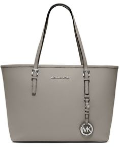MICHAEL Michael Kors Handbag, Jet Set Travel Small Tote - Handbags & Accessories - Macy's