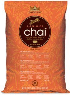 David Rio Tiger Spice Chai Two 4 Lb Bags ** You can get additional details at the image link.