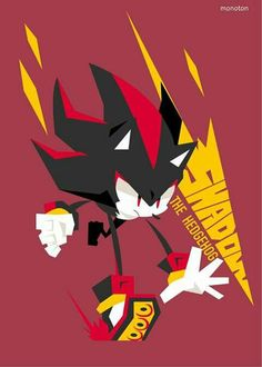 Shadow The Hedgehog, Sonic The Hedgehog, Game Sonic, Sonic Fan Art, Sonic Boom, Verona, Sonic Franchise, Shadow Pictures, Sonic And Shadow