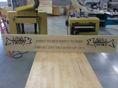 the things you can do with a CNC router! Decorating