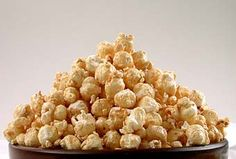 Sweet popcorn.