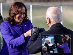 Harris, 56, is also the highest-ranking African American and Asian American woman ever to hold office in the US Inauguration Ceremony, Presidential Inauguration, Vice President, Former President, Asian American, American Women, Sonia Sotomayor, Pre Election, Betsy Devos