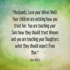 Fathers & husbands