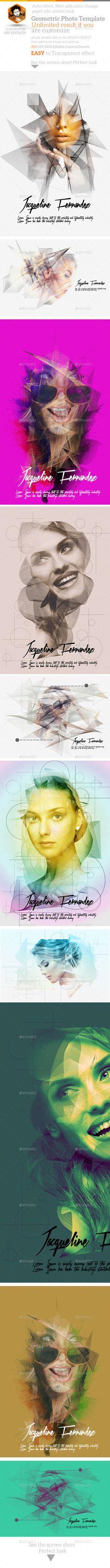 Geometric Photo Manipulation (Artistic)
