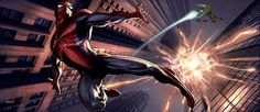 #Spiderman #Fan #Art. (Spiderman Vs The Green Goblin) My: Mansor. (THE * 5 * STÅR * ÅWARD * OF: * AW YEAH, IT'S MAJOR ÅWESOMENESS!!!™) ÅÅÅ+