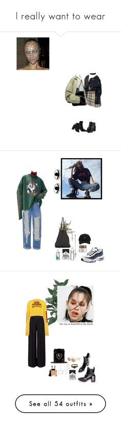 """""""I really want to wear"""" by liliakorobkina ❤ liked on Polyvore featuring Vivienne Westwood, Topshop, River Island, Alexander Wang, NIKE, Laneus, StyleNanda, Sagaform, Miss Selfridge and Dorothee Schumacher"""