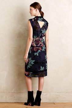 BUYMA.com 【SALE】Anthropologie Bretin Dress 花柄 ワンピース(18655326)