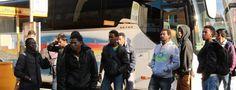 """DERUWA: Asyl-Ansturm: """"Flüchtlinge"""" verlassen in großen Za..."""