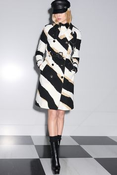 Gucci Pre-Fall 2014 Fashion Show - Natalia Siodmiak