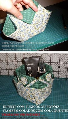 Easy 20 sewing hacks tips are available on our web pages. Check it out and you wont be sorry you did. Sewing Patterns Free, Free Sewing, Sewing Tutorials, Sewing Hacks, Pattern Sewing, Free Pattern, Patchwork Bags, Quilted Bag, Patchwork Fabric