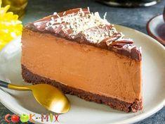 Мега шоколадный чизкейк Cheesecake, Cooking, Desserts, Recipes, Food, Kitchen, Tailgate Desserts, Deserts, Cheesecakes