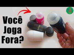 2 IDEIAS com FRASCO Desodorante Roll-on😱😍FAÇA VOCÊ MESMO✌👍Reciclagem - YouTube Home Crafts, Diy And Crafts, Crafts For Kids, Rope Shelves, Wooden Shelves, Empty Plastic Bottles, Amarillis, Lettering Tutorial, Writing Numbers